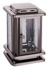 Lámpa szögletes egyenes - urna